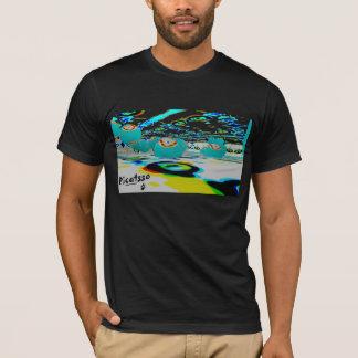 Picatsso Magie-Verwandeln Mega--t T-Shirt