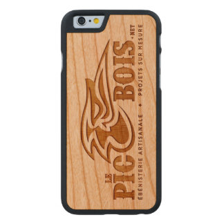 PicBois - iPhone 6 Kasten Carved® iPhone 6 Hülle Kirsche