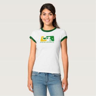 Pickleball die bedeutende Liga der Frauen T - T-Shirt