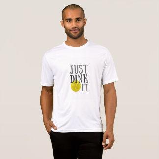 Pickleball - die Leistungs-Sport-T - Shirt der