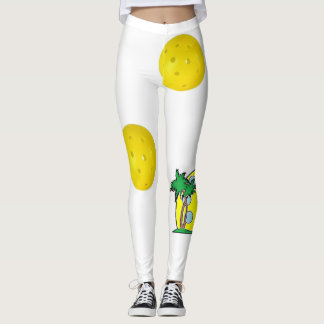 Pickleball Gamaschen Leggings