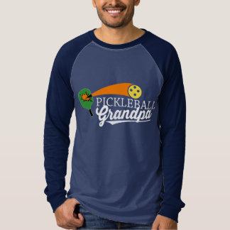 Pickleball Großvater T-Shirt