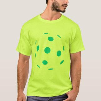 Pickleball T - Shirt: Gelber Ball (Männer) T-Shirt
