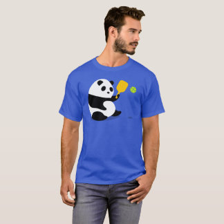 "Pickleball T - Shirt: ""Pickleball Panda "" T-Shirt"
