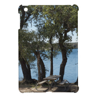 Picknick in dem See iPad Mini Hülle