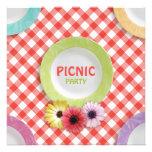 Picknick-Party Einladung