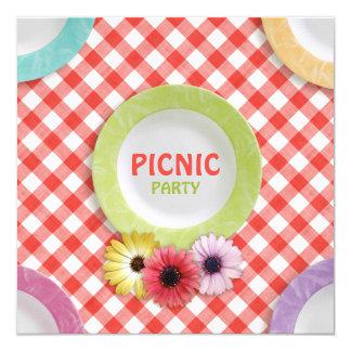 picknick einladungen | zazzle.de, Einladung