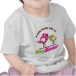 Piepmatz, der geht, eine große Schwester zu sein T Shirt