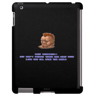 Piepmatz KO'ed iPad Hülle