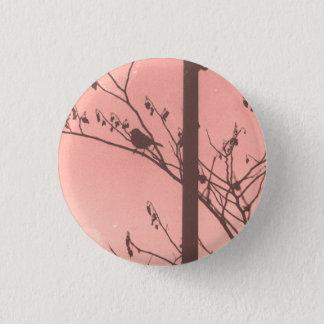 Piepmatz Runder Button 2,5 Cm