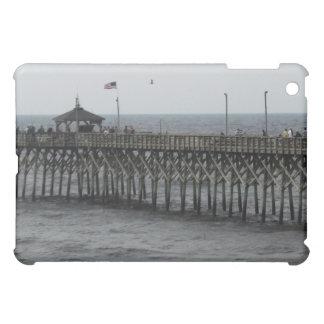 Pier-Fischen - Eichen-Insel, NC iPad Mini Hülle