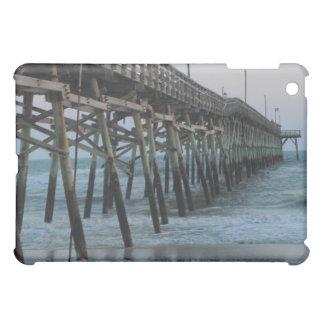 Pier und Wellen - Eichen-Insel, NC iPad Mini Hülle