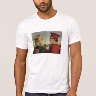 Piero Della Francesca 1465 Díptico. T-Shirt