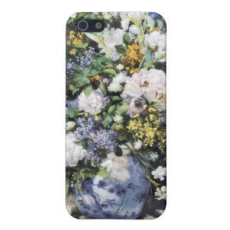 Pierre-Auguste Renoir Vase Blumen Hülle Fürs iPhone 5