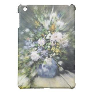 Pierre-Auguste Renoir, Vase Blumen iPad Mini Hülle