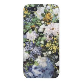 Pierre-Auguste Renoir Vase Blumen iPhone 5 Case