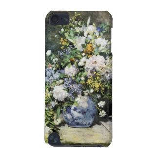 Pierre-Auguste Renoir, Vase Blumen iPod Touch 5G Hülle