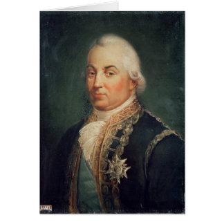 Pierre de Suffren-Heilig-Tropez Admiral von Karte