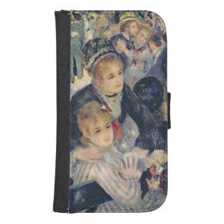 Pierre ein Renoir | Ball bei Moulin de la Galette Galaxy S4 Geldbeutel Hülle