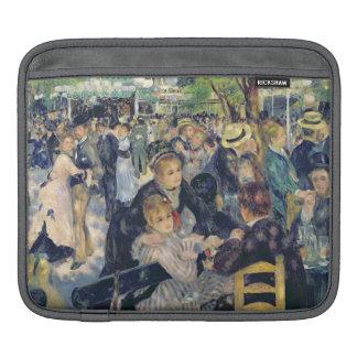 Pierre ein Renoir   Ball bei Moulin de la Galette iPad Sleeve