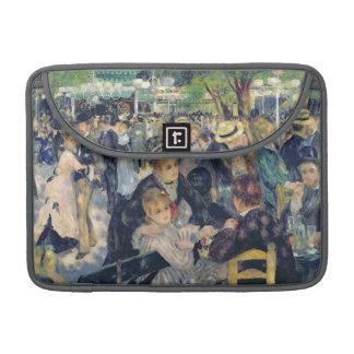 Pierre ein Renoir   Ball bei Moulin de la Galette Sleeve Für MacBook Pro