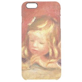 Pierre ein Renoir | Coco am Tisch Durchsichtige iPhone 6 Plus Hülle