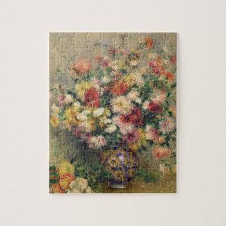 Pierre ein Renoir | Dahlien Puzzle