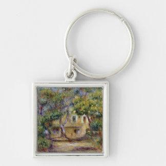 Pierre ein Renoir | der Bauernhof bei Les Schlüsselanhänger
