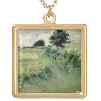 Pierre ein Renoir | der Wässern-Platz Vergoldete Kette