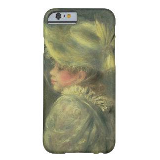 Pierre ein Renoir | der weiße Hut Barely There iPhone 6 Hülle