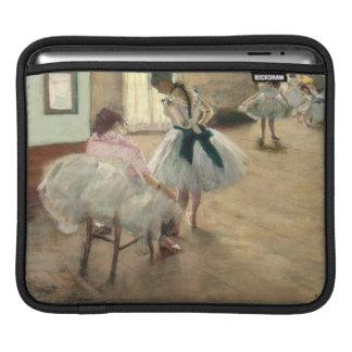 Pierre ein Renoir | die Tanzstunde iPad Sleeve
