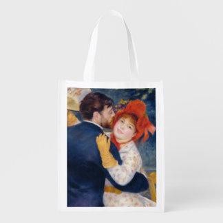 Pierre ein Renoir | ein Tanz im Land Wiederverwendbare Einkaufstasche
