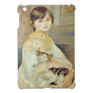 Pierre ein Renoir | Julie Manet mit Katze iPad Mini Hülle