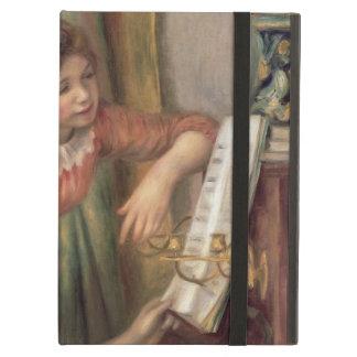 Pierre ein Renoir | junge Mädchen am Klavier