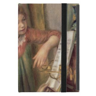 Pierre ein Renoir | junge Mädchen am Klavier iPad Mini Etui