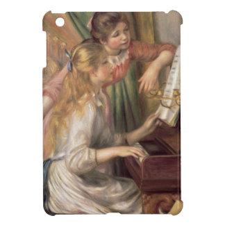 Pierre ein Renoir | junge Mädchen am Klavier iPad Mini Hülle