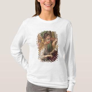 Pierre ein Renoir   junge Mädchen am Klavier T-Shirt