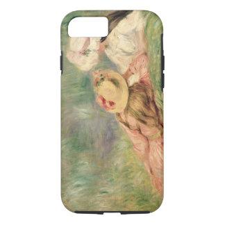 Pierre ein Renoir | junge Mädchen auf dem iPhone 8/7 Hülle