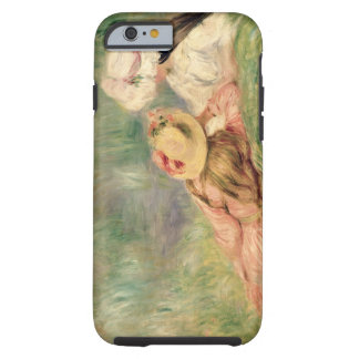 Pierre ein Renoir | junge Mädchen auf dem Tough iPhone 6 Hülle