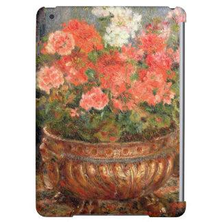 Pierre ein Renoir | Pelargonien in einem kupfernen