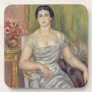 Pierre ein Renoir | Porträt von A. Getränkeuntersetzer