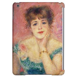 Pierre ein Renoir | Porträt von Jeanne Samary