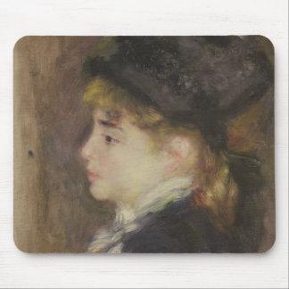 Pierre ein Renoir | Porträt von Margot Mousepad