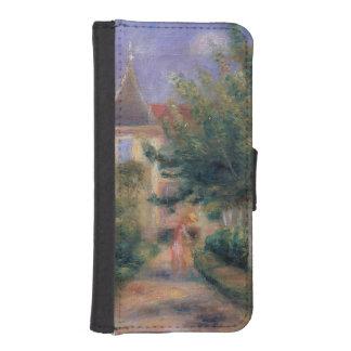 Pierre ein Renoir | Renoirs Haus bei Essoyes iPhone SE/5/5s Geldbeutel Hülle