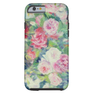 Pierre ein Renoir | Rosen 2 Tough iPhone 6 Hülle