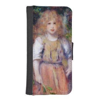 Pierre ein Renoir   Sinti und Roma-Mädchen Geldbeutel Hülle Für Das iPhone SE/5/5s