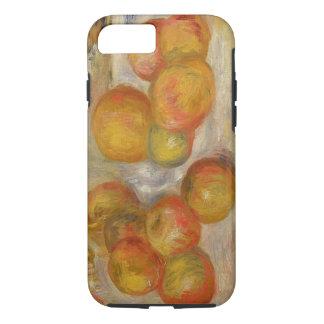 Pierre ein Renoir | Stillleben mit Äpfeln iPhone 8/7 Hülle