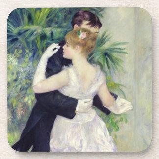 Pierre ein Renoir | Tanz in der Stadt Getränkeuntersetzer