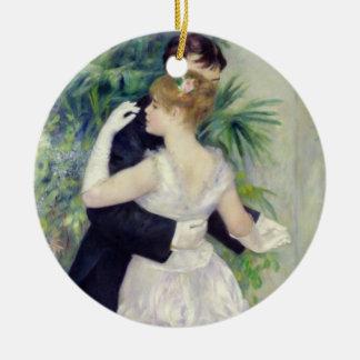 Pierre ein Renoir | Tanz in der Stadt Keramik Ornament