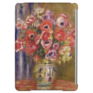 Pierre ein Renoir | Vase Tulpen und Anemonen
